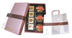 七福禮盒(手工餅乾*3、土鳳梨酥*4)