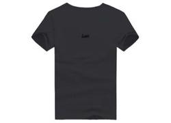純棉黑色上衣T恤義賣活動