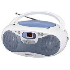 音樂播放機(可接收FM廣播)